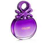 Туалетная вода Colors de Benetton Purple Benetton,50 ML