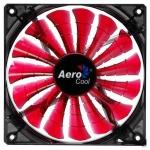 Кулер AeroCool Shark Fan Devil Red Edition 14cm