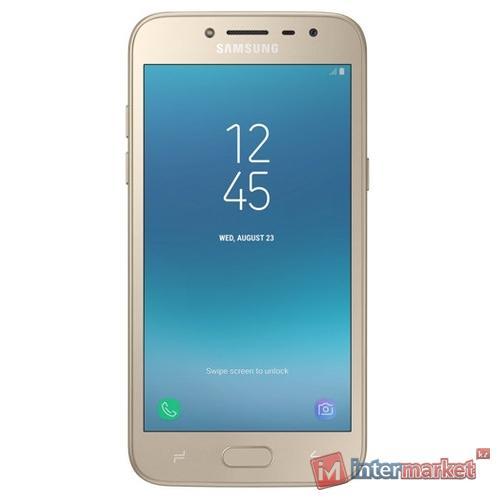 Смартфон Samsung Galaxy J2 (2018), Gold