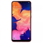 Смартфон Samsung Galaxy A10 Red