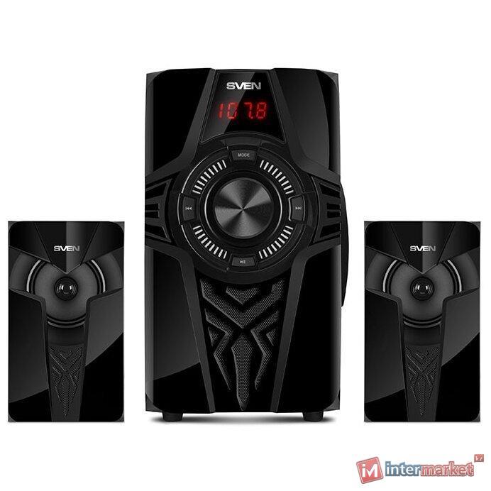 SVEN Колонки MS-2070 черный /
